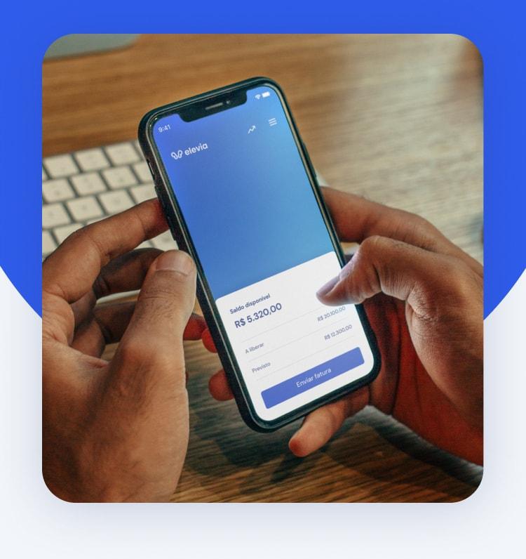 Elevia Mobile - A primeira plataforma financeira feita para advocacia